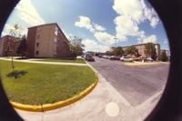 Campus View Photos, Mankato State University August 18, 1989.