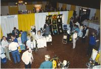 Mankato State University Building Trade Show in the Centennial Student Union, 03-21-1989.