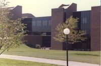 Trafton Science Center, Mankato State University September 1987.