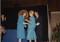 Mankato State University Retirement Banquet in the Centennial Student Union Ballroom, 06-01-1989