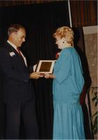 Mankato State University Retirement Banquet in Centennial Student Union Ballroom 06-01-1989.