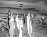 Snow week at Mankato State College 1958-02-21