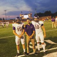 MSU Football team, Post University of Mary game, Specialists, Minnesota State University, Mankato, 2017-08-31