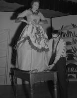 """School for scandal"" spring play at Mankato State College 1959-04-07"