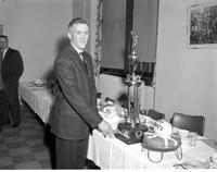 Football Banquet at Mankato State College 1959-12-14