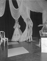 """School for Scandal"" spring play at Mankato State College 1959-04-28"
