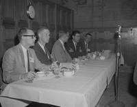 A group of men at Mankato State College  1959-04-29