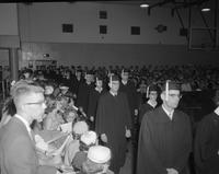 Commencement at Mankato State College 1959-06-17