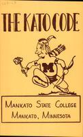 1962-1963 The Kato Code Student Handbook