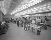 Class activity at Mankato State College 1964-03-16