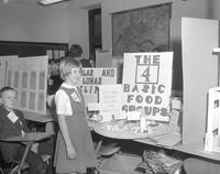 Southwestern Minnesota Science Fair at Mankato State College, 1964-04-15.