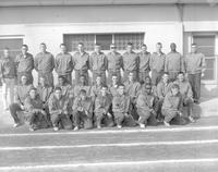 1964 Track Team at Mankato State College, 1964-04-28.