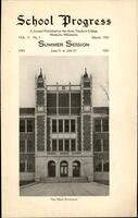 School Progress, v5, n3, March 1925