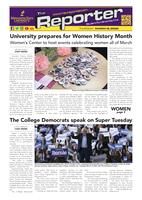 The Reporter, Thursday, March 5, 2020