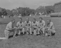 Football Coaches at Mankato State College, 1962-09-13.