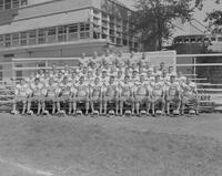 Mankato State College Football Team, 1962-09-13.