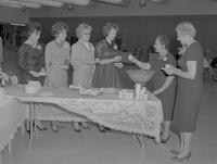 Presidential Reception at Mankato State College, 1962-09-24.
