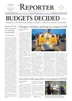 The Reporter, Thursday, March 25, 2021