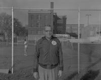 Mankato State College Track and Field Coach, Bud Meyers, 1964-10-15.