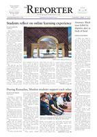 The Reporter, Tuesday, April 27, 2021