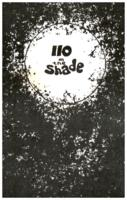 1973, 110 in the Shade, Program. Theatre and Dance Department.  Minnesota State University, Mankato.