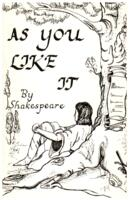 1975-03-07, As You Like It, Program. Theatre and Dance Department.  Minnesota State University, Mankato.