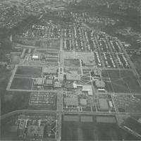 aerial View of Campus - Mankato State University