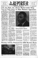 College Reporter, 1961-11-07, Page 01