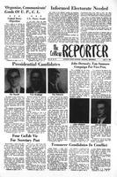College Reporter, Wednesday, April 11, 1962, Volume, 35, Issue, 78