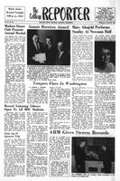 College Reporter, Wednesday, March 21, 1962, Volume, 35, Issue, 68