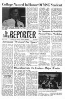 College Reporter, Thursday, May 24, 1962, Volume, 35, Issue, 95
