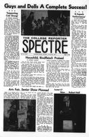 College Reporter, Monday, May 14, 1962, Volume, 35, Issue, 89