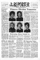 College Reporter, Wednesday, October 24, 1962, Volume, 36, Issue, 13