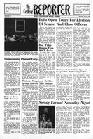 College Reporter, Thursday, April 25, 1963, Volume, 36, Issue, 52