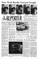 College Reporter, Thursday, February 14, 1963, Volume, 36, Issue, 39