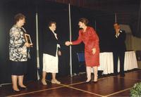Retirement Banquet, Mankato State University, May, 1991.