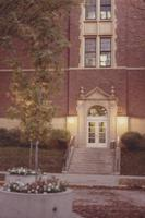 Old Main side entrance, Mankato State College