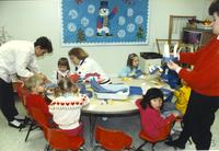 Children's House at Mankato State University December 13, 1989.