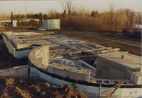 The landscape building of Andreas Observatory at Mankato State University, 1989-12-06.