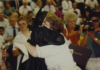 Graduation Ceremony at Mankato State University. 06-07-1991.