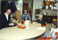 Children's House at Mankato State University, December 13, 1989.