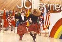 International Festival at Mankato State University April 6, 1991.