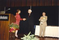 Retirement Banquet, Mankato State University, May 31, 1991