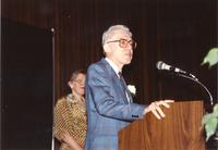Mankato State University Retirement Banquet at the CSU, 05-31-1990.