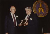 Mankato State University Retirement Banquet at CSU, 05-31-1990.