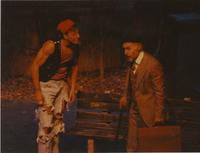 """Carnival"" production at Mankato State University April 13, 1990."