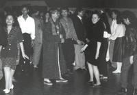 Mankato State University Cambodia's New Year's celebration at Centennial Student Union, 1991-03-30.