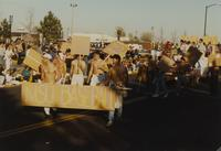 MSU Baseball Team at Mankato State University, 1989-10-20.