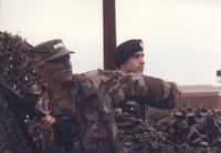 Maverick Army ROTC at Mankato State University, 1994.