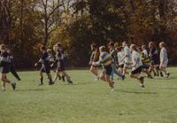 Scrimmage at Mankato State University, 1994.